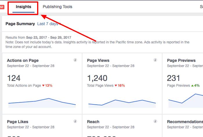 Facebook Insight untuk menunjang bisnis Anda